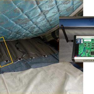 Hydraulic Bed Sensor